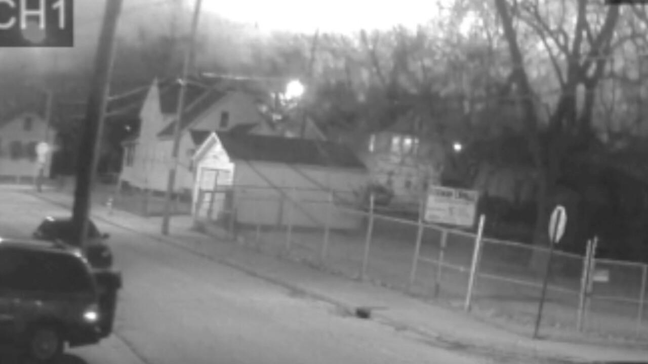 Cleveland Slavic Village sonic boom reports