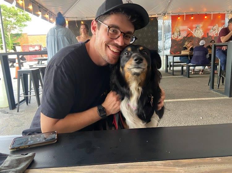 Zach and dog.jpg