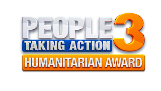 People Taking Action Humanitarian Award