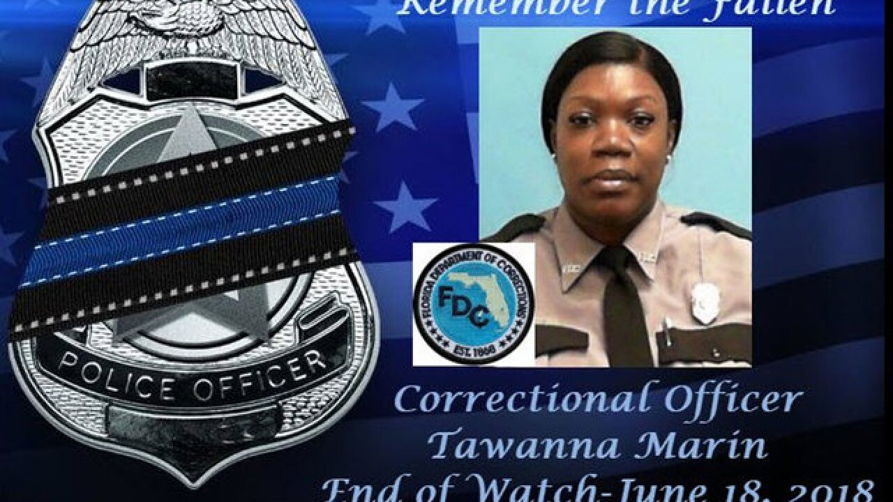 Prison officer hit by car, killed while supervising inmates in Broward County