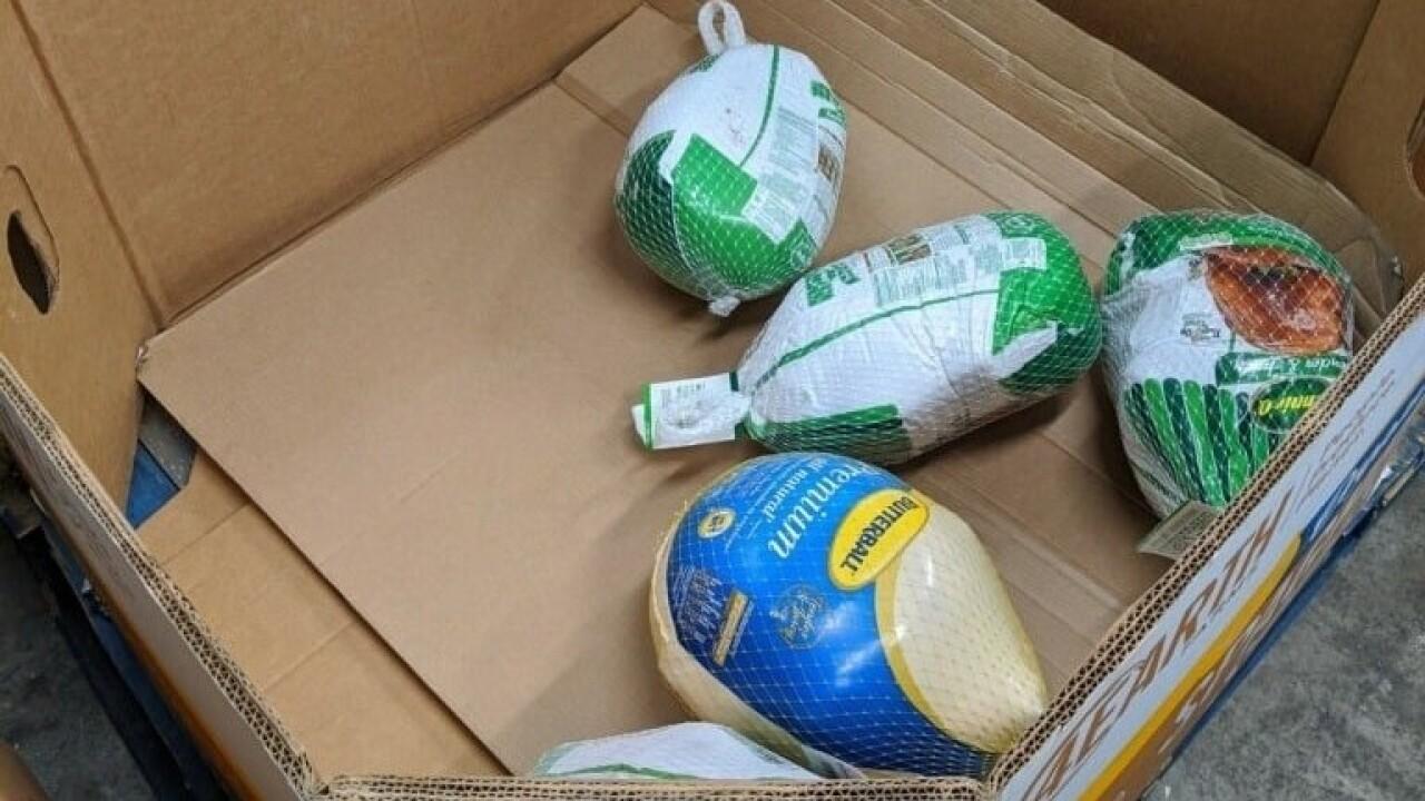 Missoula Food Bank Turkeys needed