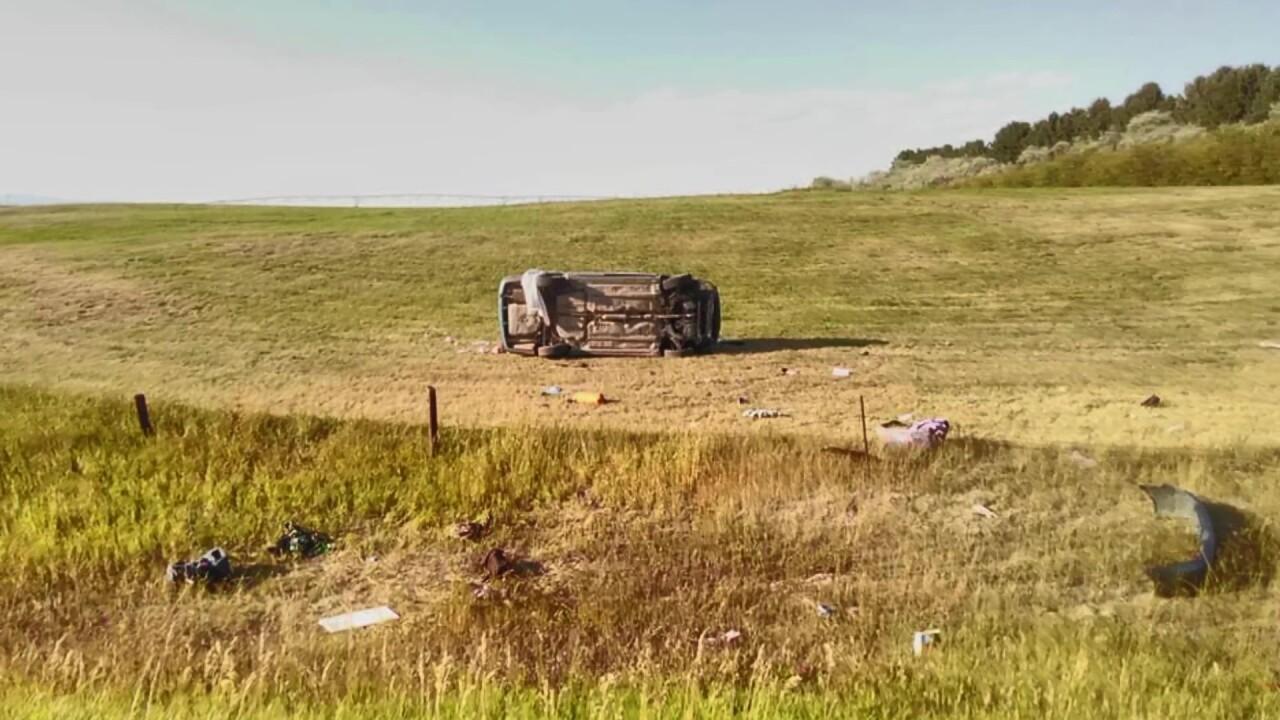 Churchill Road crash