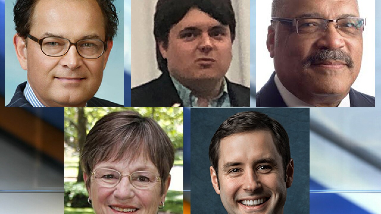 Meet the Democratic candidates for KS Governor