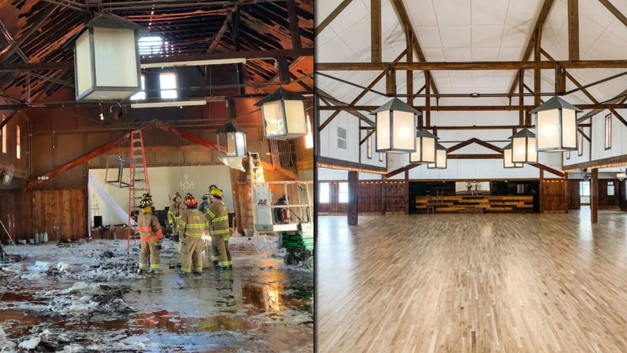 Nearly a year after devastating fire, Columbia Ballroom reopens (image)