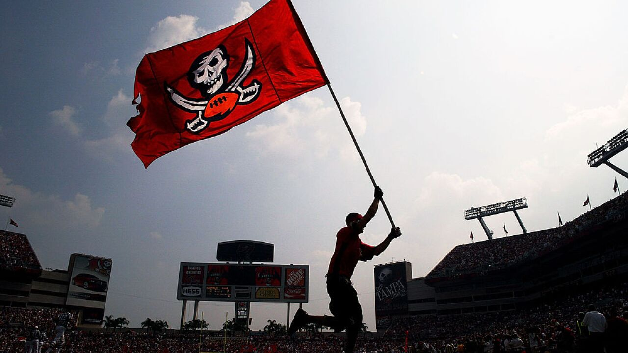 Tampa Bay Buccaneers become first NFL team with 2 full-time female assistant coaches