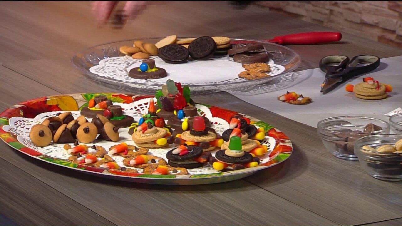 4 Easy No-Bake ThanksgivingTreats