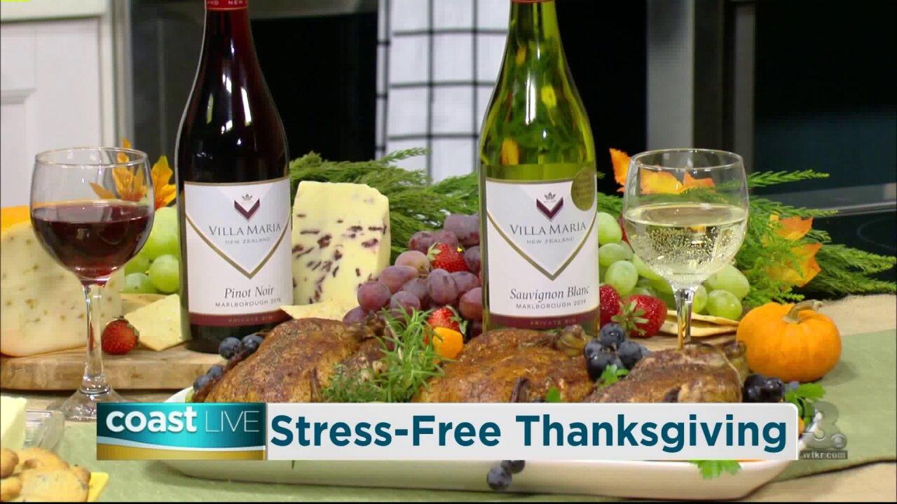 Tips to help you enjoy a stress-free Thanksgiving on CoastLive