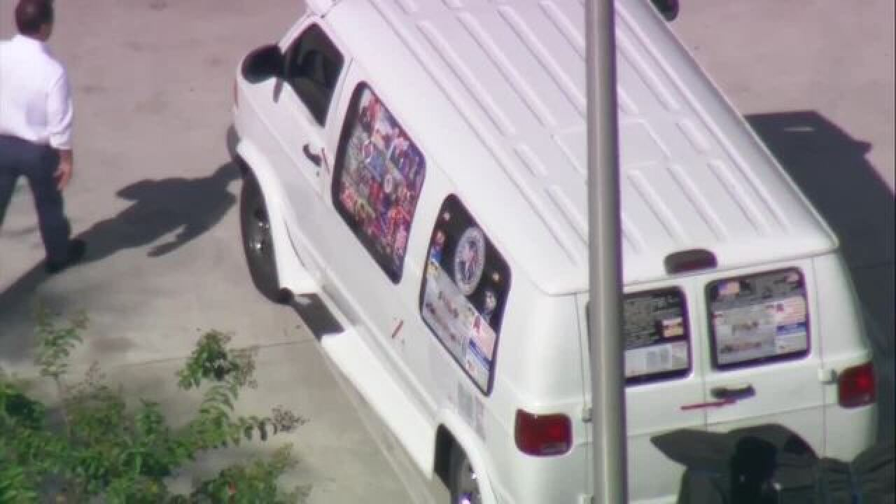 Suspicious packages 11 and 12 being investigated