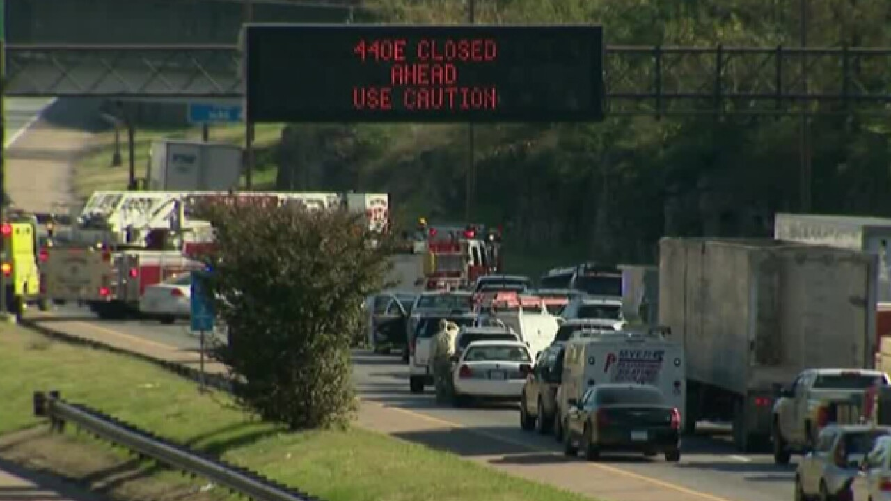Changes Coming To I-440 In Nashville