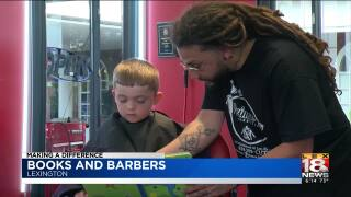 Making A Difference: Books And Barbers Will Hold Back To School Bash