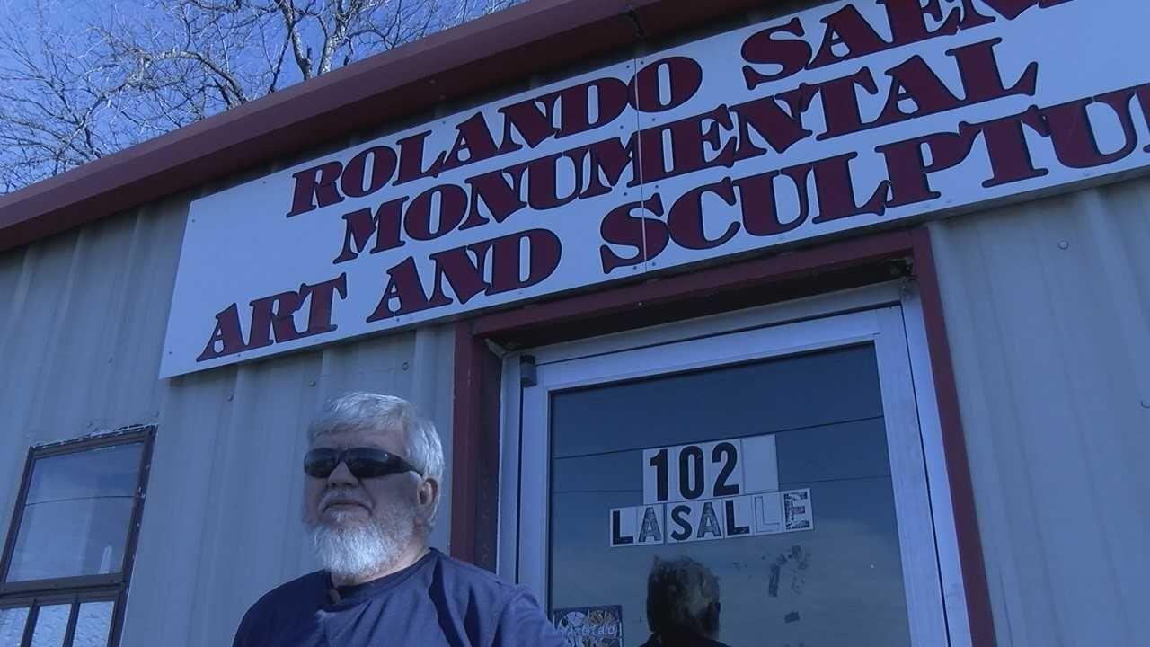 Texas Voices: Rolando Saenz