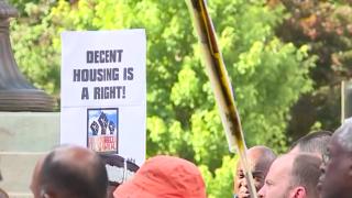 POE HOMES RESIDENTS UPSET
