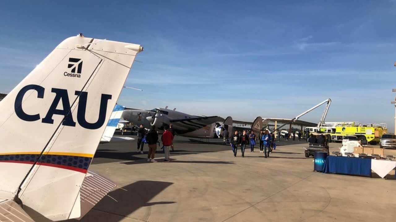 2nd Annual Aviation Career Day