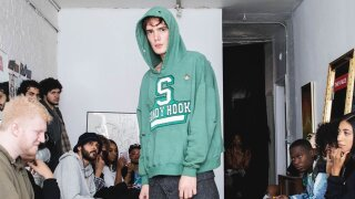 American fashion brand sparks outrage over school shooting-themed hoodies