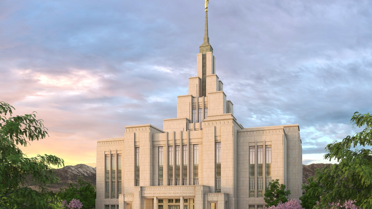 Latter-day Saint church announces groundbreaking date for Saratoga Springs temple