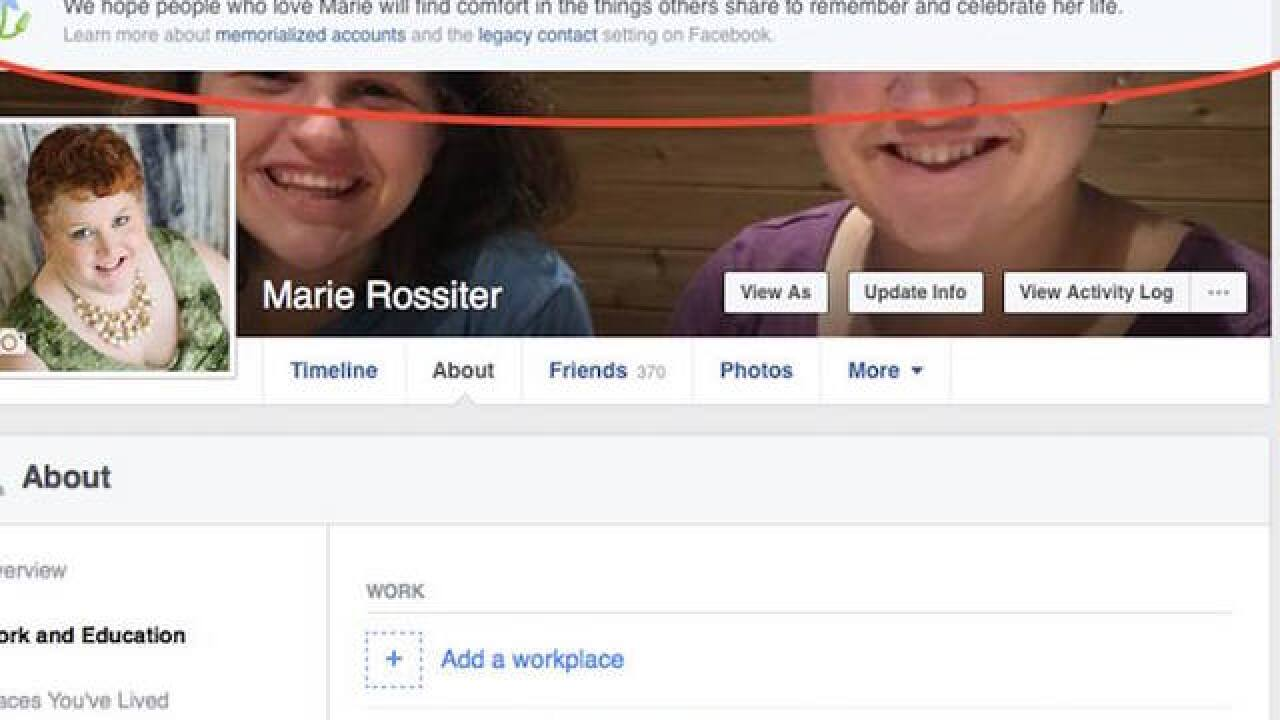 Don't worry, you're still alive: Facebook mistakenly asks many users if they're dead