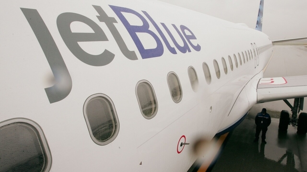 JetBlue offers free flights to Orlando victims' families