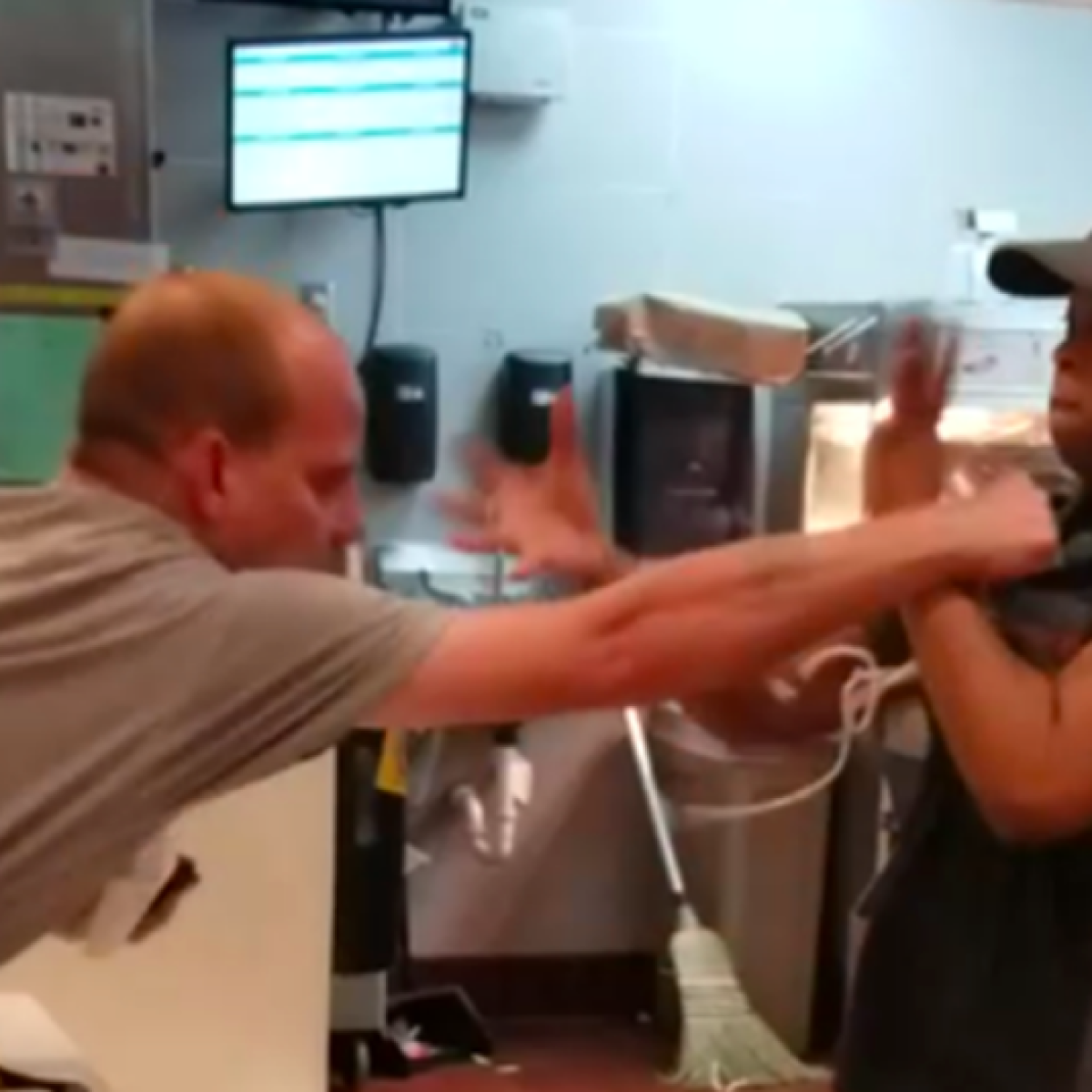 Florida McDonald's Employee Attacked By Customer At Work