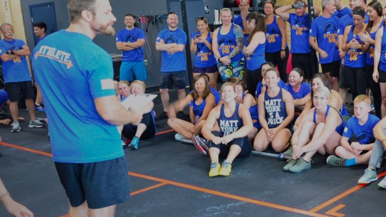 State health officials have given three Southern Arizona businesses approval to reopen. Photo via Crossfit 646.