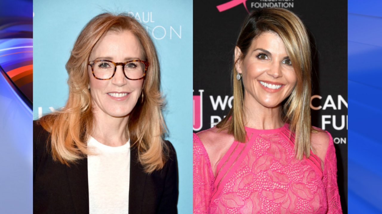 Felicity Huffman, Lori Loughlin among dozens charged in college exams, admission cheating scam