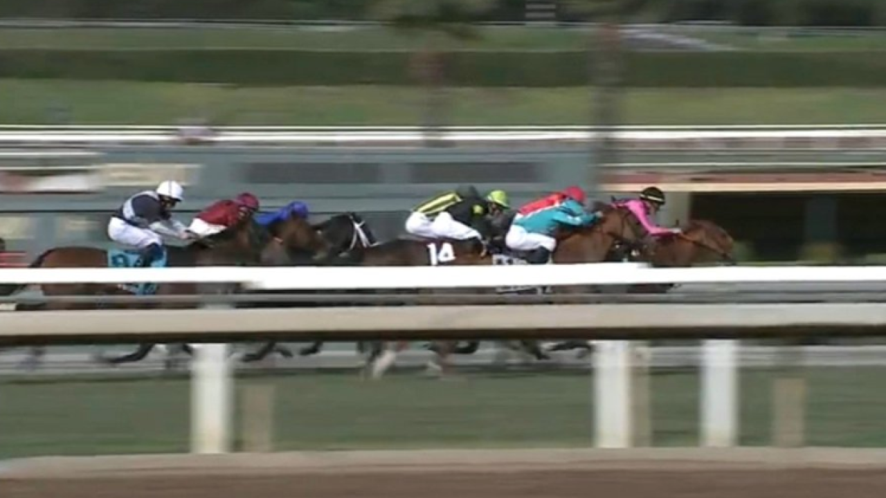 New-look Santa Anita cashes winning ticket as racing returns