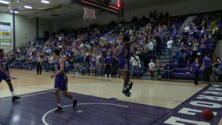 Carroll College Men down No. 14 Lewis-Clark State