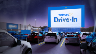Walmart releases dates, times and locations for nationwide drive-in movie tour