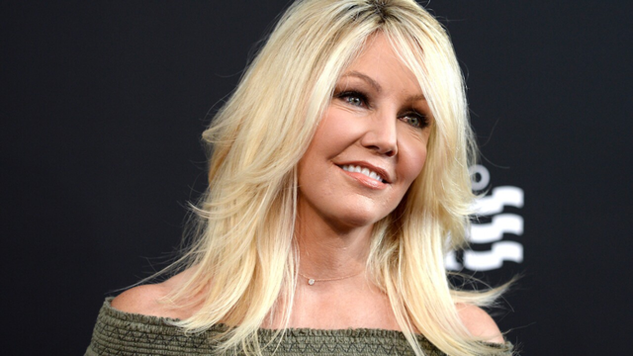 Heather Locklear pleads not guilty to charges of attacking police
