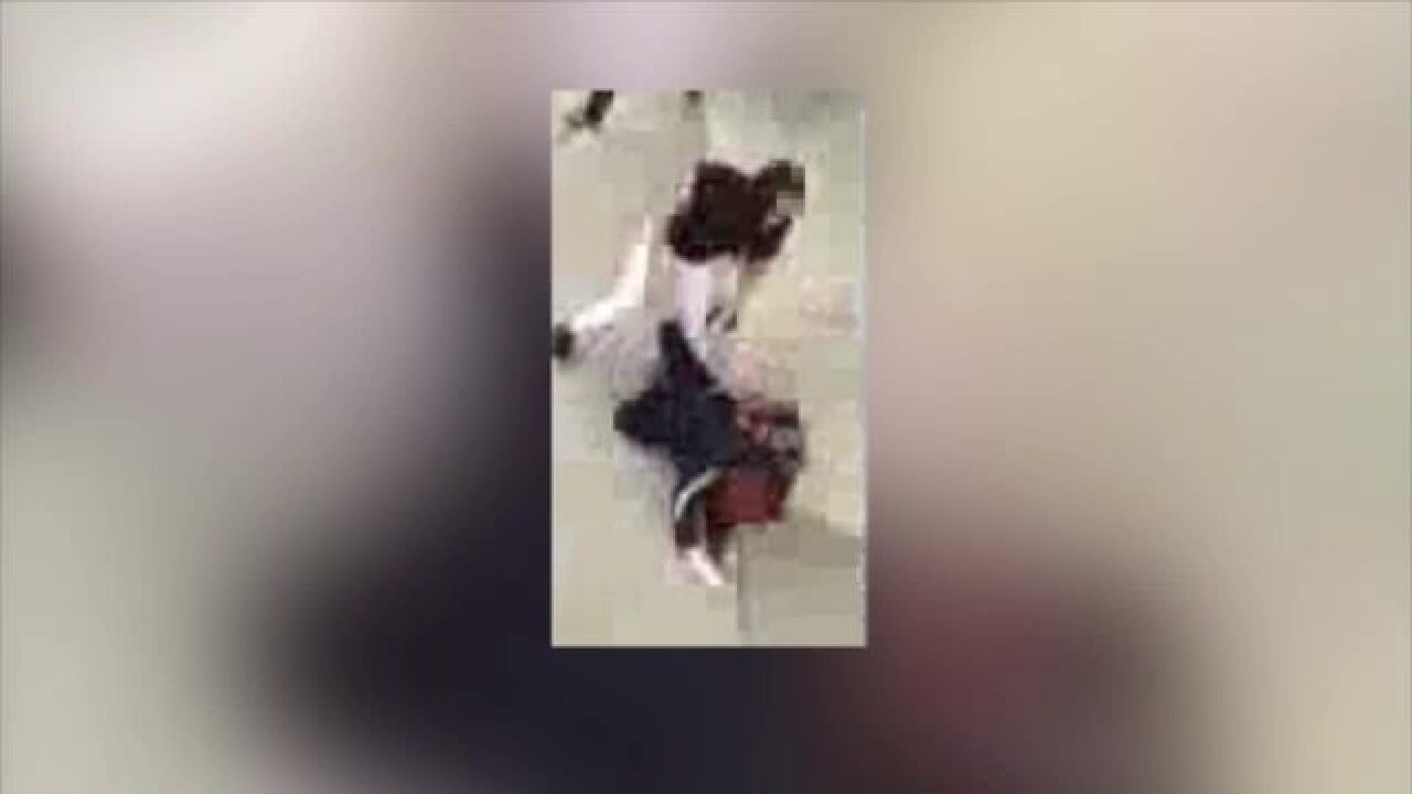 Video shows student being attacked in Muskogee
