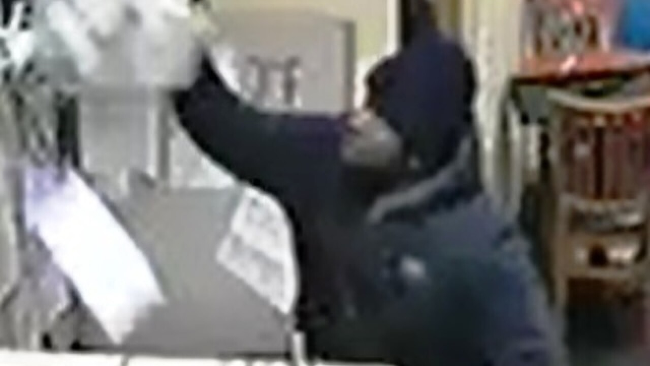 Brookfield police looking for 2 suspects who burglarized a