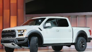 Ford recalls 2 million F-150 trucks because of fire risk