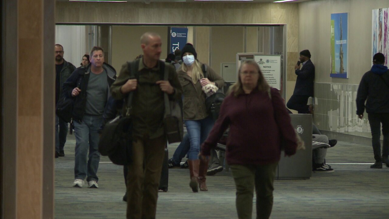 Local airport takes precautions amid coronavirus outbreak from abroad