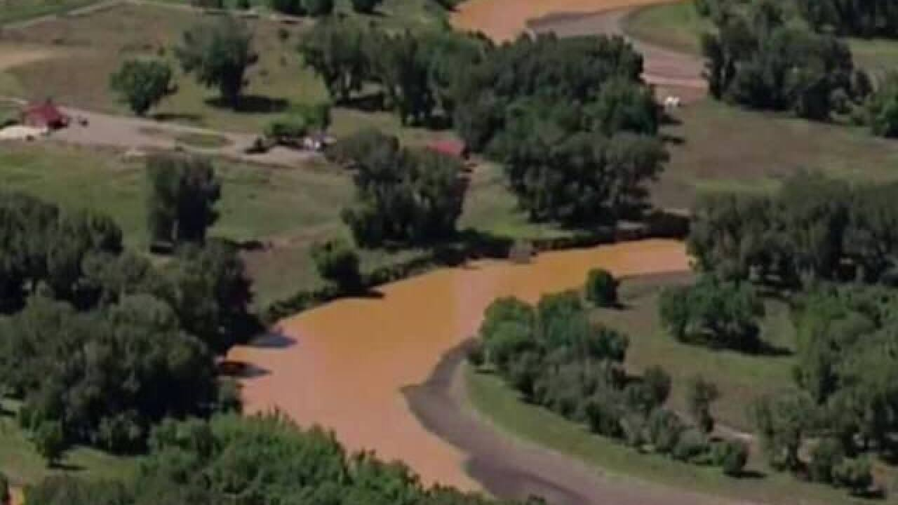 Congress talks mine spill caused by EPA crew