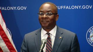 Buffalo Mayor Brown