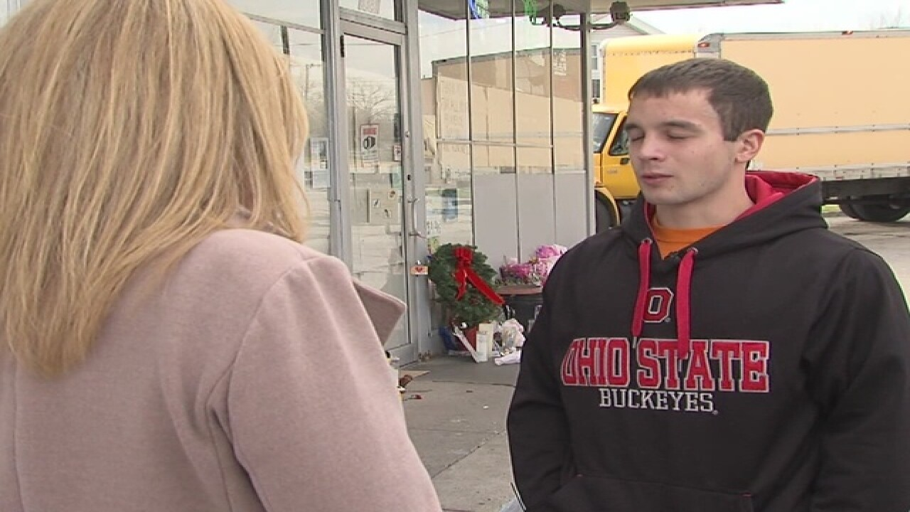 Family of Parma gas station owner speaks