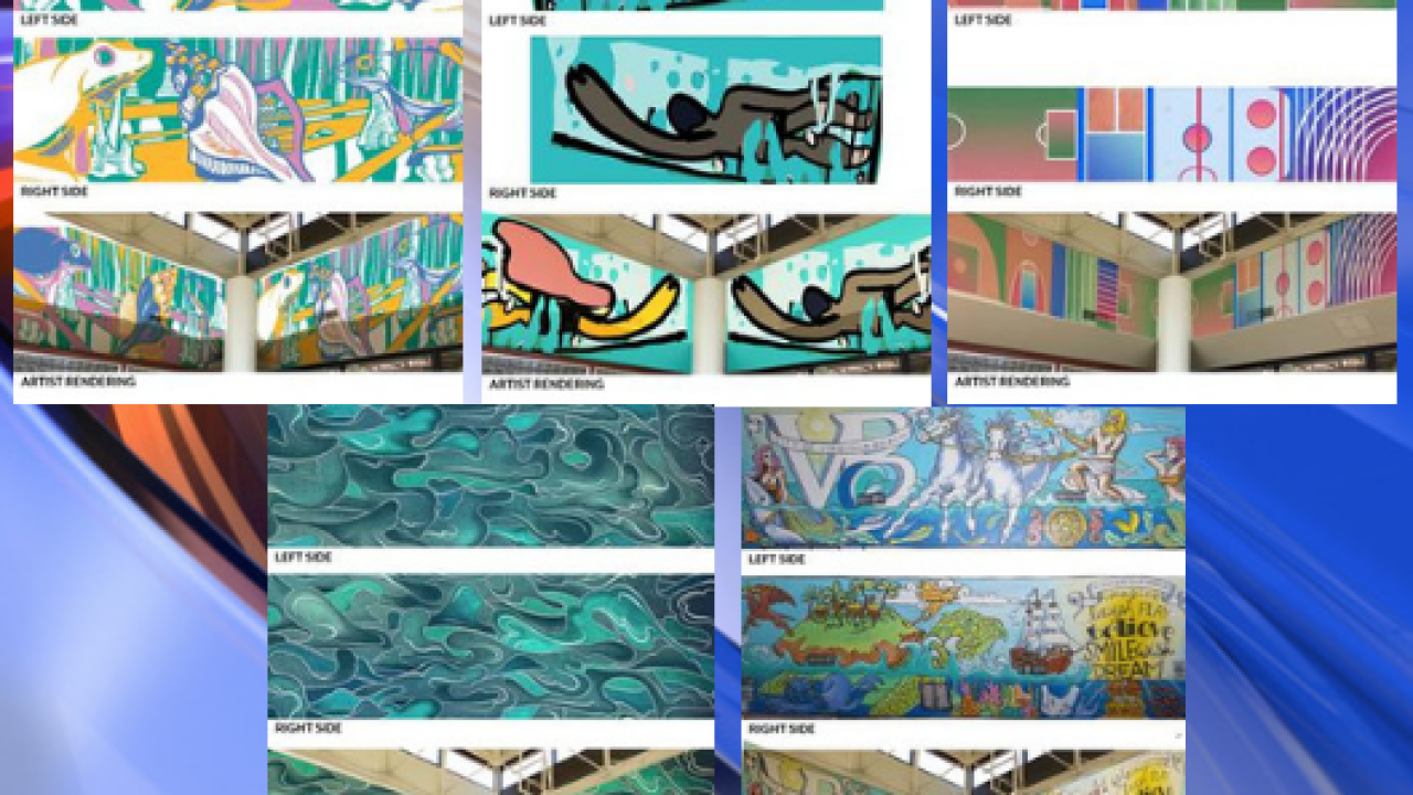 Virginia Beach's recreation centers to hold vote on new murals