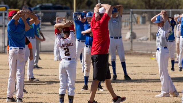 GALLERY: 5th Annual Hills Pro Baseball Camp