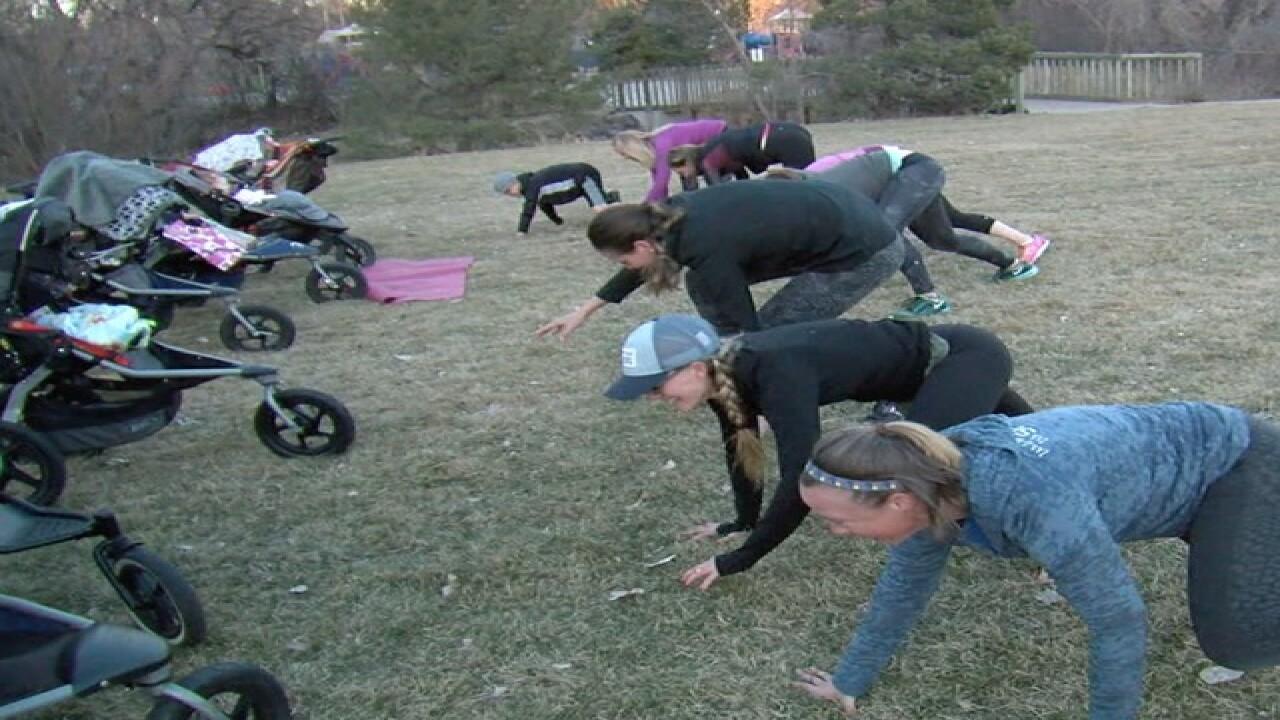 Park fees would shut down Stroller Strides class