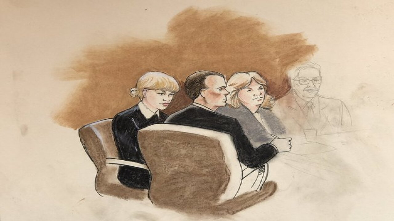 Taylor Swift groping case: Day 2 live blog