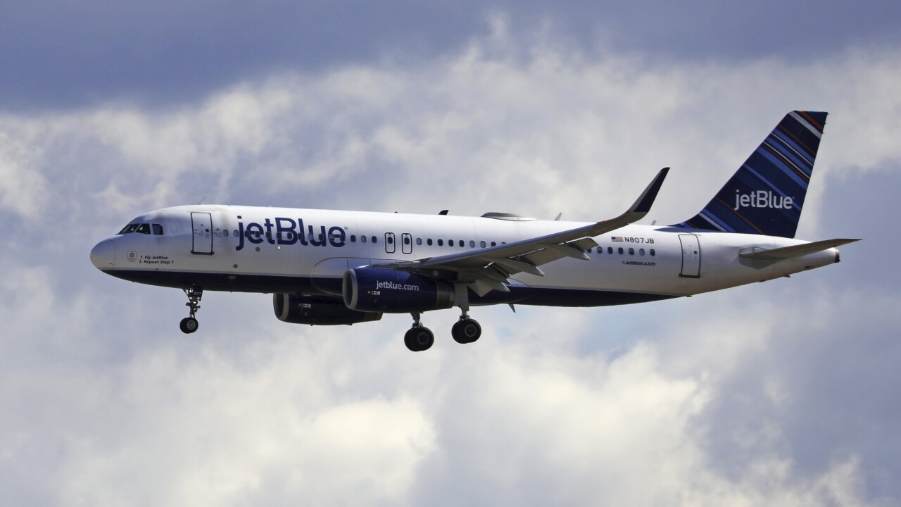 JetBlue is the latest airline to open up some middle seats before Christmas