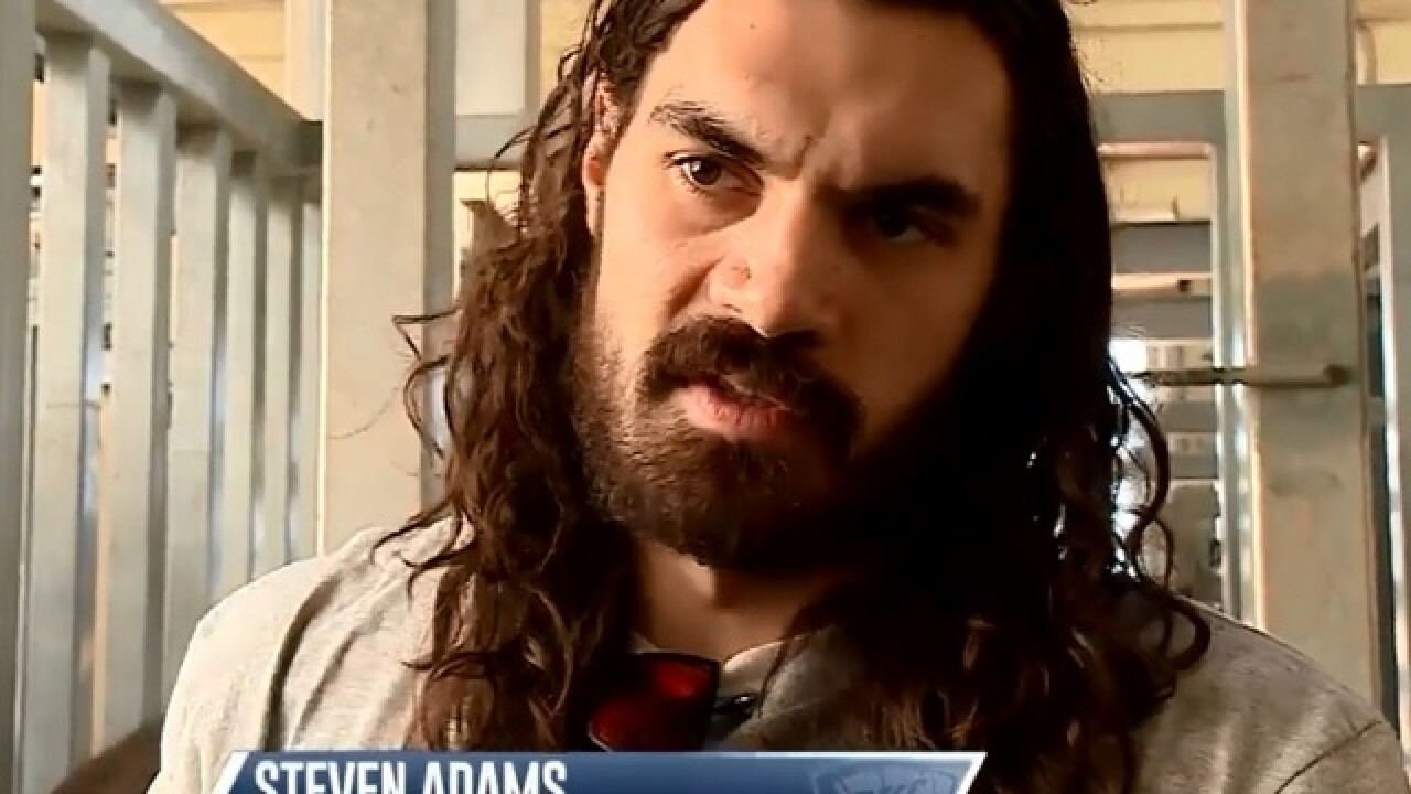 Steven Adams named 'ambassador' for Oklahoma City Zoo, says animals are 'better than humans'