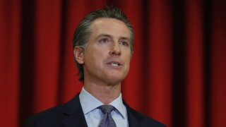 Newsom Protests