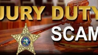 Jury duty scam resurfaces in Leon County.JPG