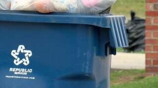 Garbage, recycling in Lafayette to run on Memorial Day