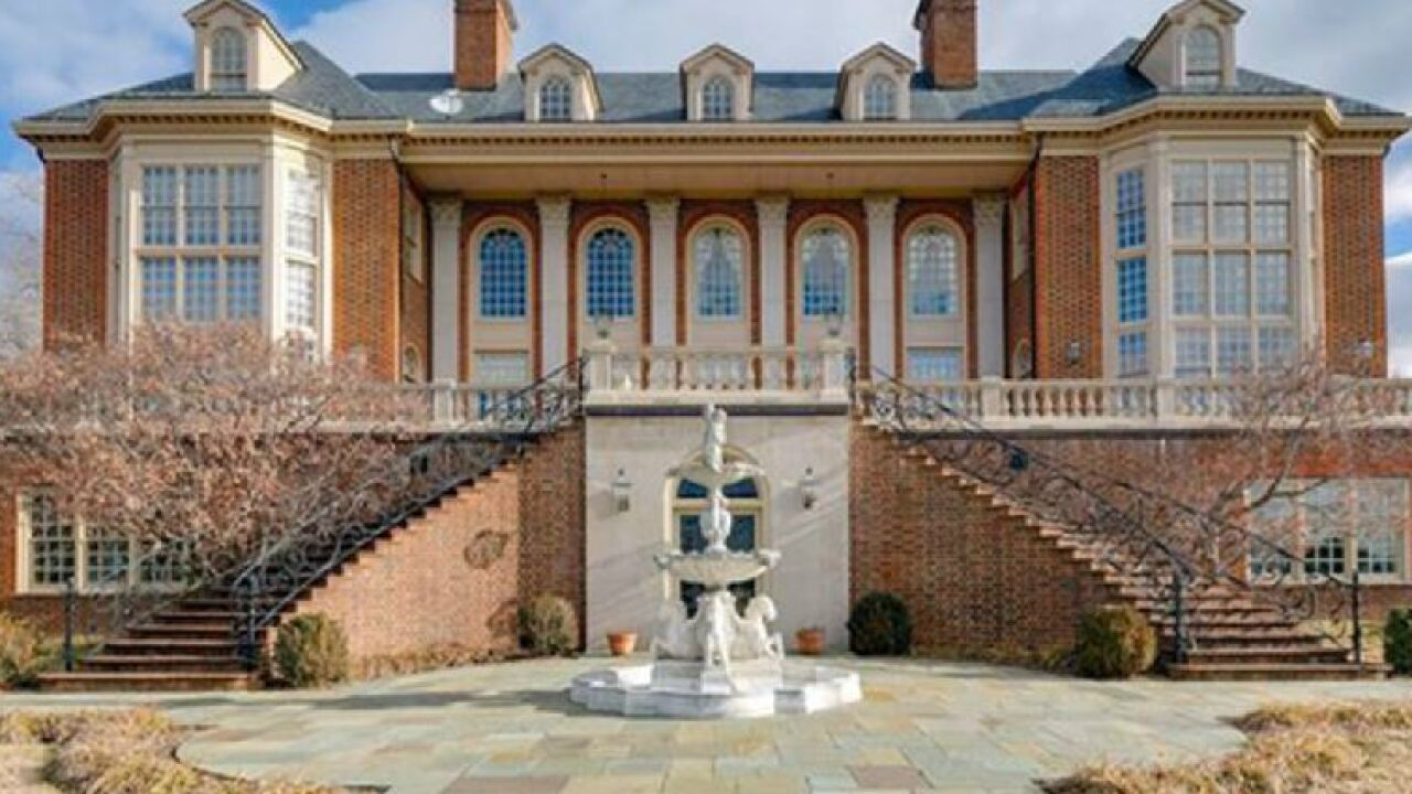 Massey mansion sold after $5 million price cut