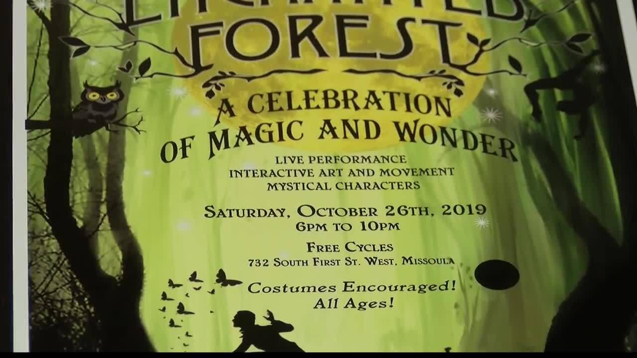 Arts and Education Enchanted Forest