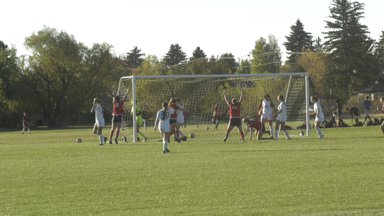 Bozeman High soccer sweeps Bozeman-Gallatin