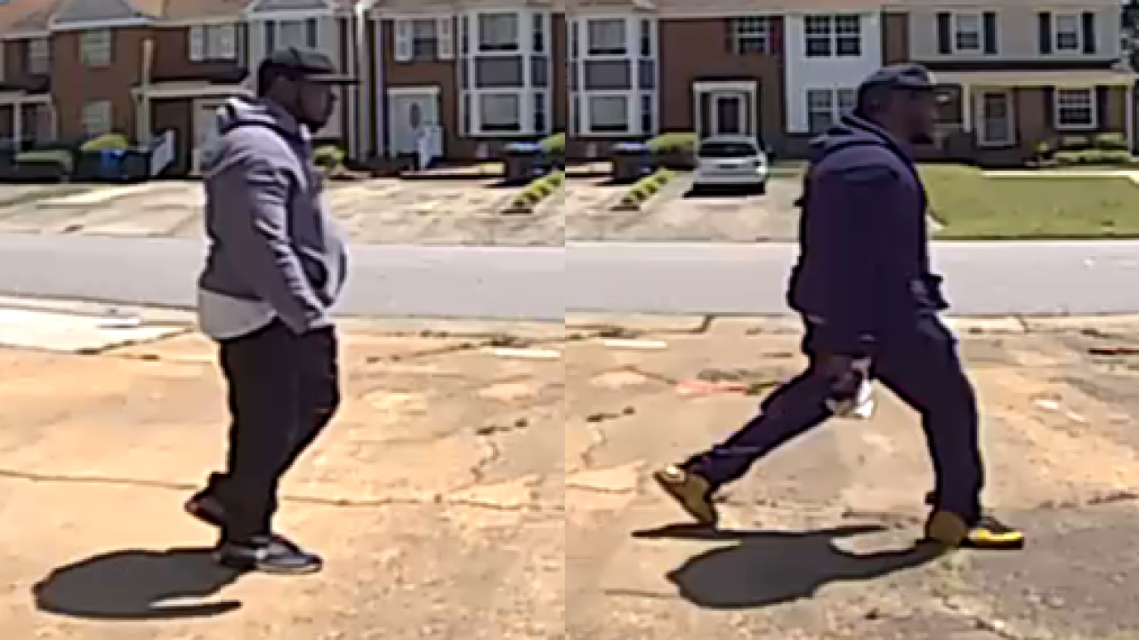 Police trying to identify persons of interest in Virginia Beach burglarycase