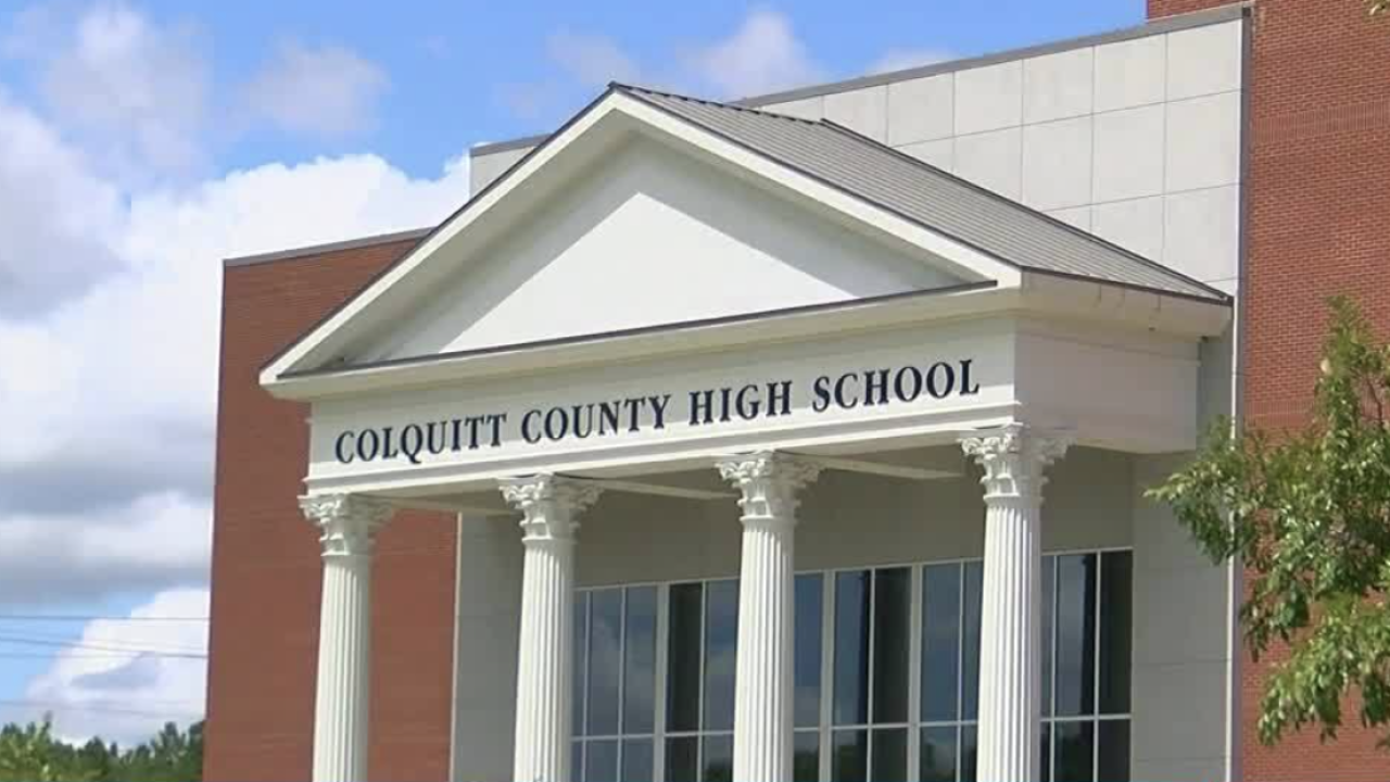 Colquitt County High School