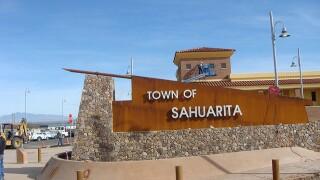 Town of Sahuarita by John Carmichael